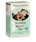 Earth Mama Angel Baby Peaceful Mama Tea 1.23 oz 16 bags