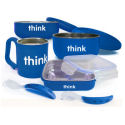 thinkbaby-The Complete BPA Free Feeding Set