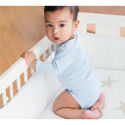 aden + anais - Muslin fitted Crib sheet
