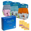 GroVia® Gro-To-Go Summer Kit