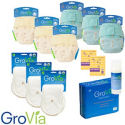 GroVia® Cloth Diapering System Starter Kit