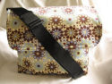Posh Mom Two Piece Messenger Bag for the Hip Dad or Mom on the Go